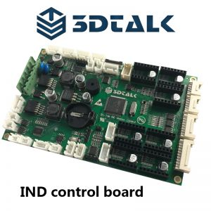 3DTALK IND control board